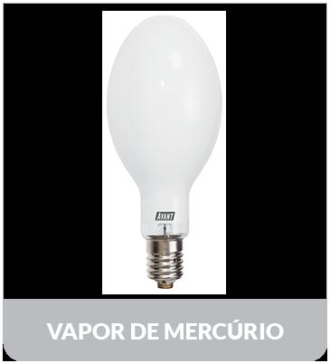 LÂMPADA MERCÚRIO OVOIDE